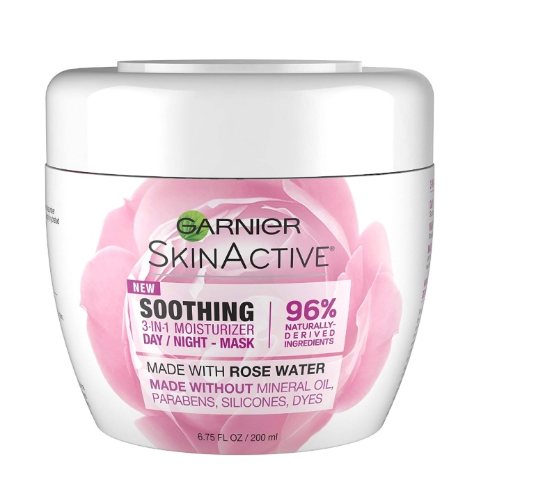 My tried and true, go to, soothing mask. I have oily/acneic skin. So I use pretty drying products as well as get chemical peels on my face every 2 months to help with exfoliation. This cream is a LIFE SAVER. My products and peels tend to leave me on the parched side and this cream/mask right here honey saves my skin every. single. time. Get it here: https://amzn.to/2u4Xq1I